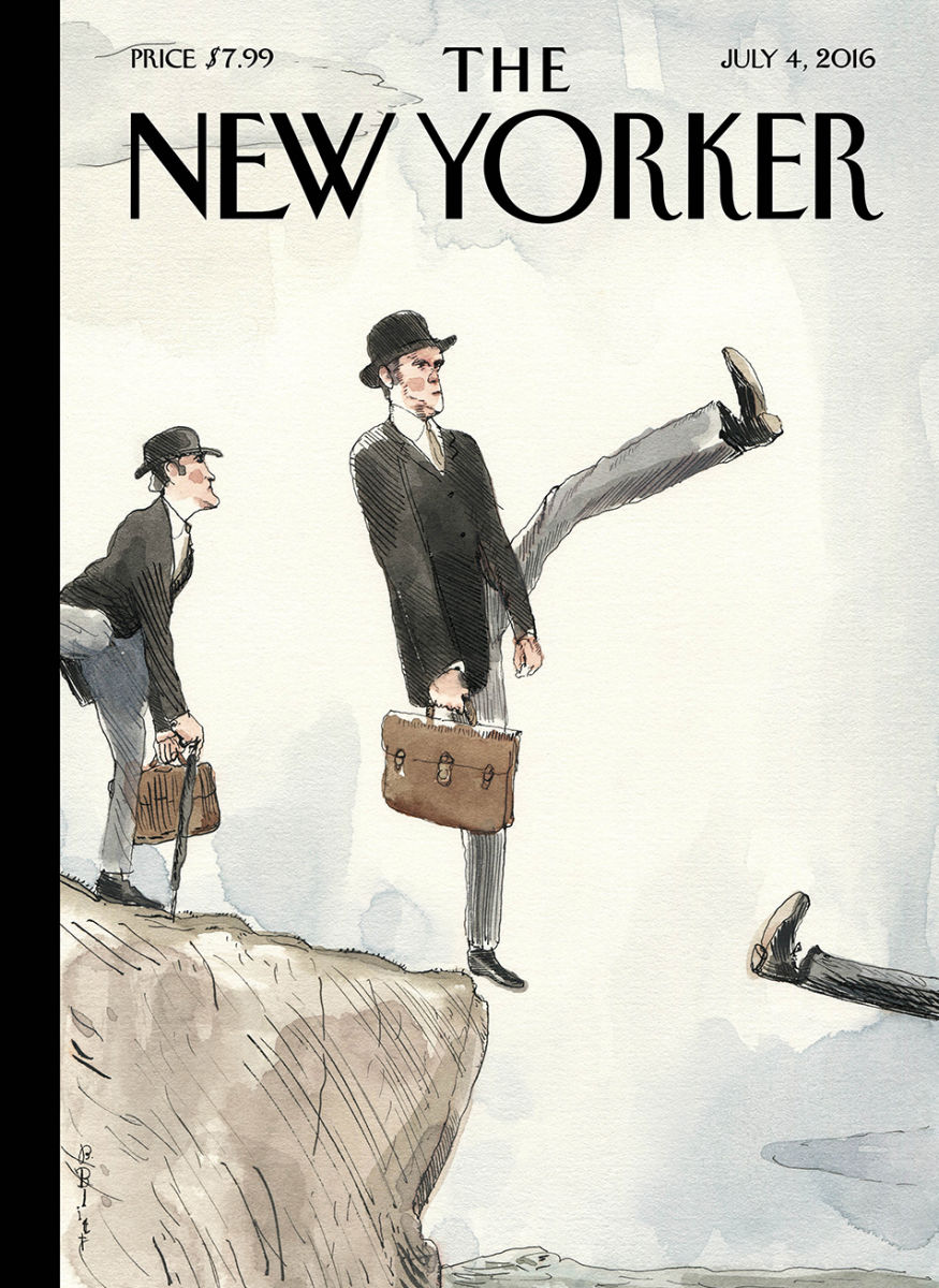 newyorker take on brexit